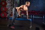 Kial Gold Coast Personal Trainer Photoshoot Bent Over Row